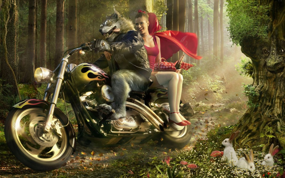 Funny_wallpapers_The_Little_Red_Riding_Hood_and_wolf_009200_